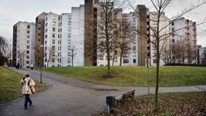 Frankfurt Nordweststadt Ghetto
